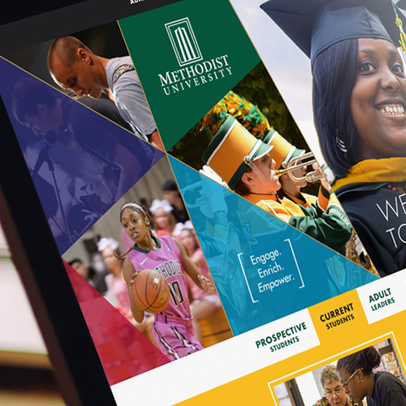 Methodist University Website